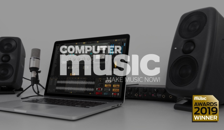 iLoud MTM Wins Computer Music's Hardware Of The Year 2019 Award