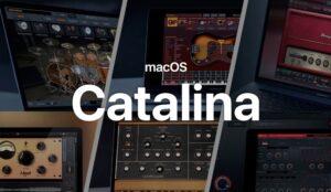 IK Multimedia macOS Catalina
