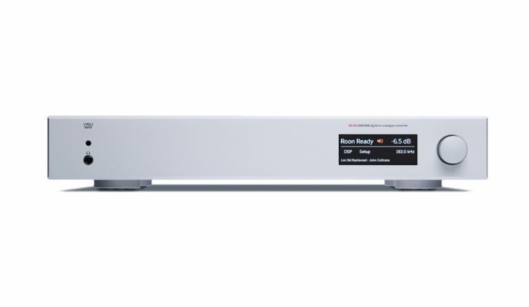 Weiss DAC 501/502 Firmware Update