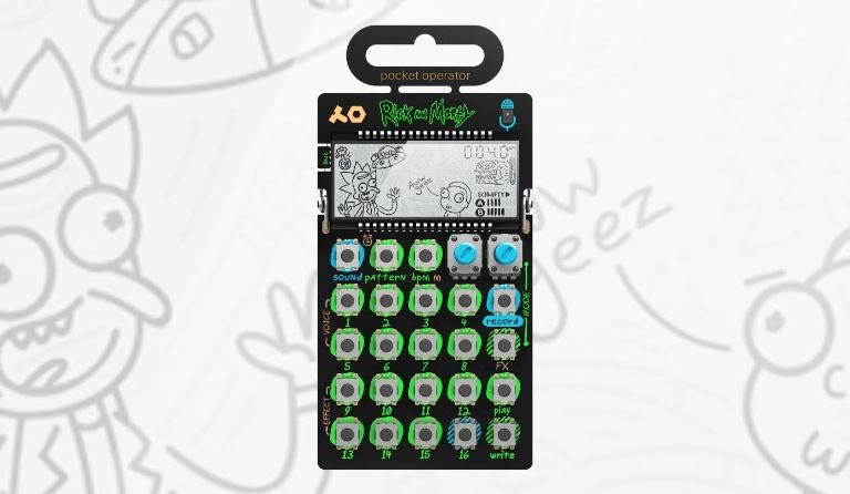 Teenage Engineering PO-137