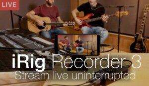 IK Multimedia Live Streaming