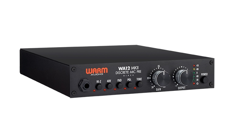 New: Warm Audio MK2